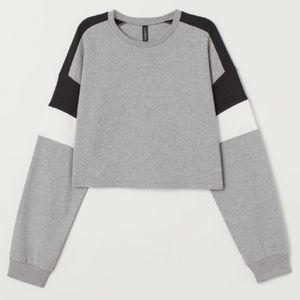 Tops - Short Sweatshirt